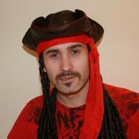 Shaun Phillips Movember pirate