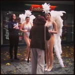 SAOS Follies Showgirls Alban Arena St Albans